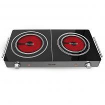 Cook Top 3000W 2 Bocas 62X29,9X6,5 cm - 220V - Le Cook -