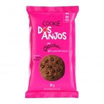 Cookie Dos Anjos Chocolate com Gotas de Chocolate 30g - DOS ANJOS