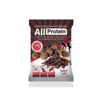 Cookie proteico de Café S/ Glúten e Lactose - 8 unidades de 80g - 640g - All Protein - All Protein