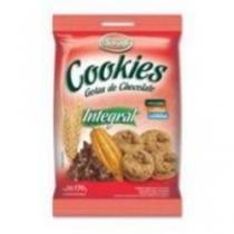 Cookies biosoft gotas de chocolate 170g -