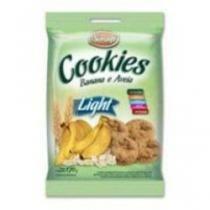 Cookies biosoft light aveia e banana 170g -