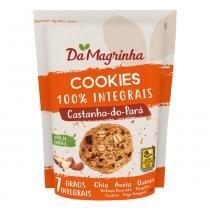 Cookies Integral Castanha do Pará 150g - Da Magrinha - Diversos