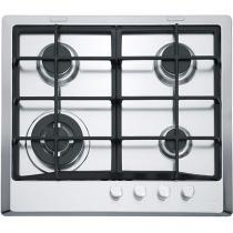 Cooktop 4 Bocas Franke Mult Cooking 60 Inox - Elétrico Tripla-Chama Acendimento Automático