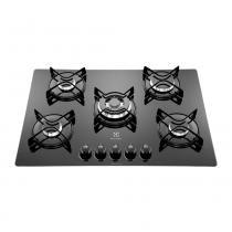 Cooktop 5 bocas Electrolux a Gás (GC75V) - Electrolux