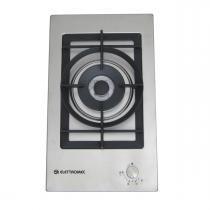 Cooktop à Gás Quadratto Elettromec Tripla Chama -