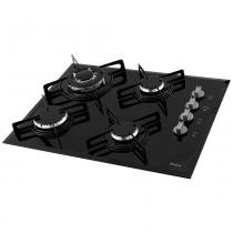 Cooktop Philco Cook Chef 4 Bocas Preto Bivolt - Philco