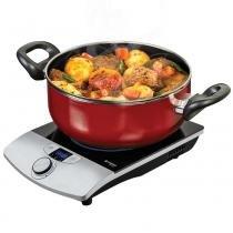 Cooktop por indução Cadence Gourmet 110v - Cadence