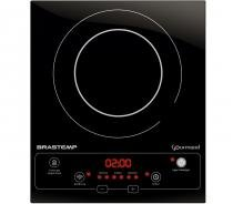 Cooktop Portátil por Indução Brastemp Gourmand 1 Boca - 110V - Brastemp
