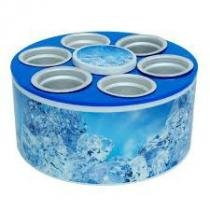 Cooler 3g 6 Latas - Doctor Cooler - Ice - Doctor Cooler