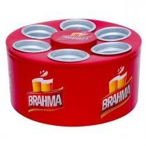 Cooler 3g + petisqueira brahma doctor cooler 06 latas -