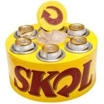 Cooler 3G Skol 6 Latas - Doctor Cooler