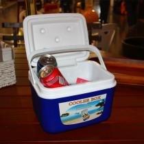 Cooler De Plástico Azul 4,5l Sh100040 Hcn - HCN MATRIZ