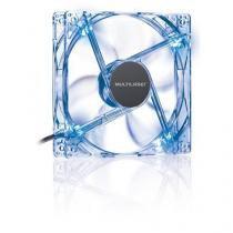 Cooler Fan 12x12 Cm C/ Led Azul - Multilaser