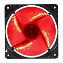 Cooler Fan G-Fire com LED Vermelho 120mm - EW2252EGEX -