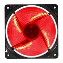 Cooler Fan G-Fire com LED Vermelho 120mm - EW2252EGEX - G-Fire