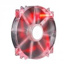 Cooler Gabinete Megaflow LED Vermelho R4-LUS-07AR-GP - Cooler Master - Cooler Master