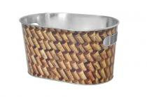 COOLER OVAL 20X17X30 ROLHAS - DYNASTY