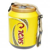 Cooler para 12 latas doctor cooler skol -
