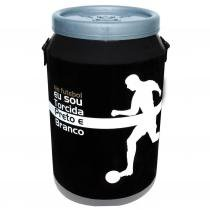 Cooler para 24 latas doctor cooler alvinegro -