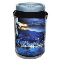 Cooler para 24 latas doctor cooler cristo - Doctor cooler