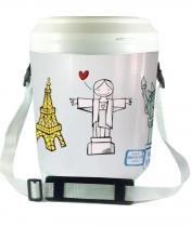 Cooler Térmico 12 Latas Viagem Alegra Store -