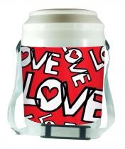 Cooler Térmico 16 Latas Love Alegra Store -