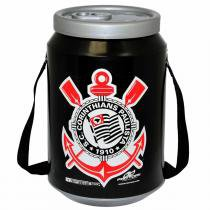 Cooler Térmico 24 Latas De 350Ml Corinthians Col-Cori-02 Pro Tork -