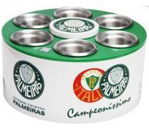 Cooler Térmico 3G para 6 Latas 350ml Palmeiras - Doctor Cooler (INATIVO) - Doctor Cooler