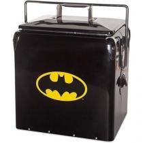 Cooler urban batman dc preto / amarelo 23840 - Urban