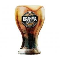 Copo Chopp Brahma Black 430ml - 1 unidade - Brahma