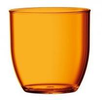 Copo Cocktail 6 unidades 300 ml Acrílico alto padrão Kaballa - não escartável - Kaballa