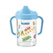 Copo Cristal com Alças 240ml - Kuka -