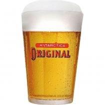 Copo de Cerveja 190ml Crisa Antarctica Original -