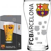 Copo de Cerveja 470ml Shape Crisa Barcelona Decoração -