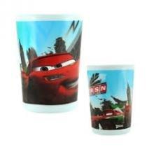 Copo infantil soft 225ml cars - Yangzi