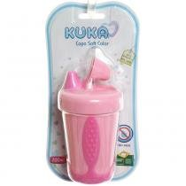 Copo kuka 200 ml soft color rosa - ÚNICO - Kuka