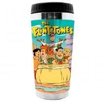 Copo Térmico Família Os Flintstones - Versare anos dourados