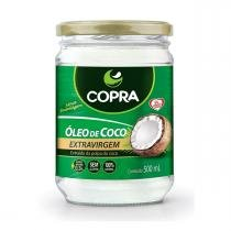 Copra óleo de coco extravirgem 500ml - Copra
