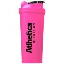 Coqueteleira Blender Neon - Rosa - 600Ml - Atlhetica Nutrition -