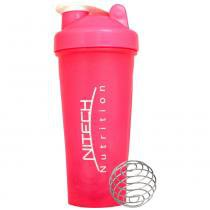 Coqueteleira Blender - Rosa - 600Ml - Nitech Nutrition -