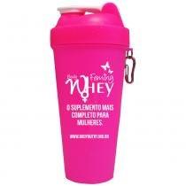 Coqueteleira - Feminy Whey - Body Nutry -