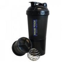 Coqueteleira Shaker c/ Divisória - 600ml - Probiótica -