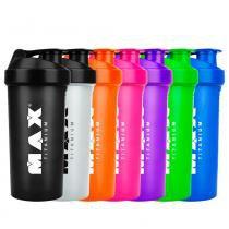 Coqueteleira Shaker Garrafinha Max Titanium Todas As Cores! -