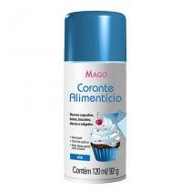 Corante Spray 120ml Mago - Azul - Festabox