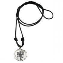 Cordão Medalha das Duas Cruzes - Canção nova