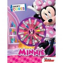 Cores - Minnie Mouse - Disney - Editora DCL -