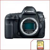Corpo Canon 5D Mark IV 4k -