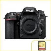 Corpo Nikon D7500 4K 20.9 MP WIFI -
