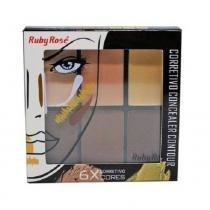 Corretivo Concealer Contour Ruby Rose - Light -