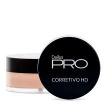 Corretivo HD Dailus Pró Corretivo - 14 Médio Rosado - Dailus
